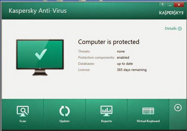 Kaspersky Antivirus Latest Version Free Download - ALL PC World