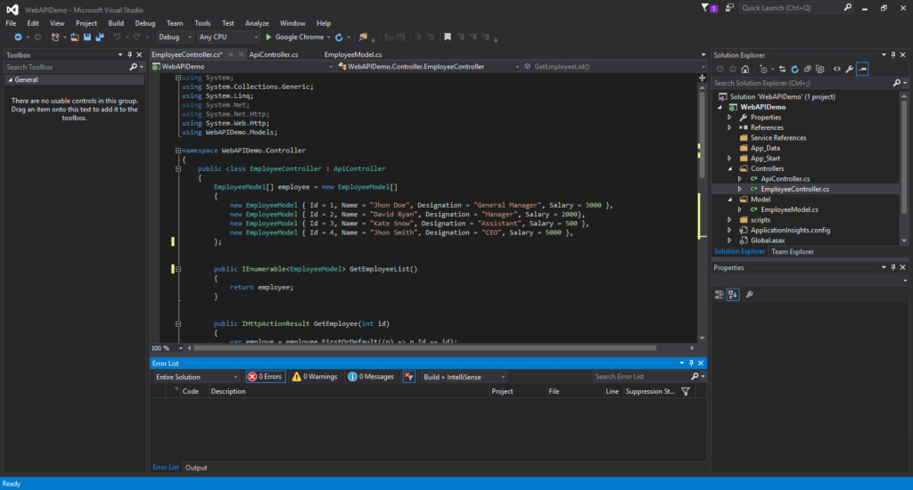visual studio community edition download