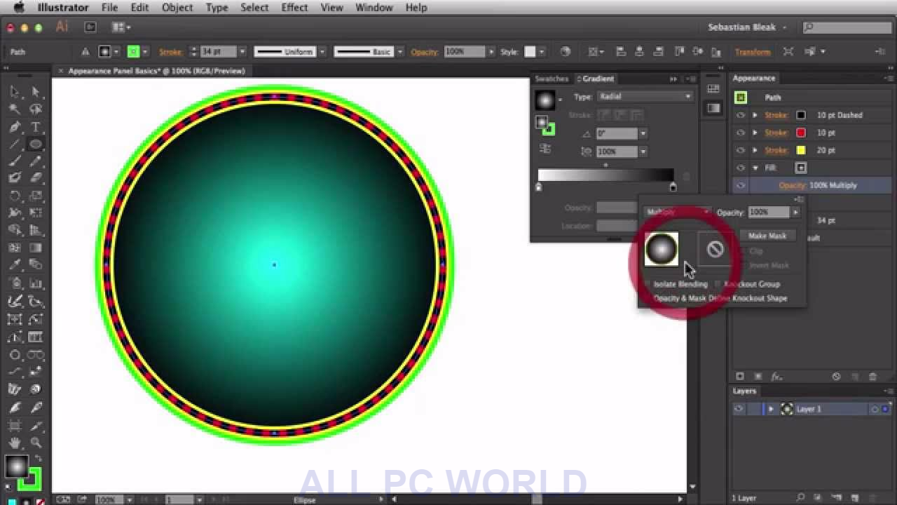 Adobe Illustrator CC 2014 Free Download