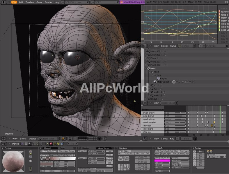 Blender 2.77 a User Interface