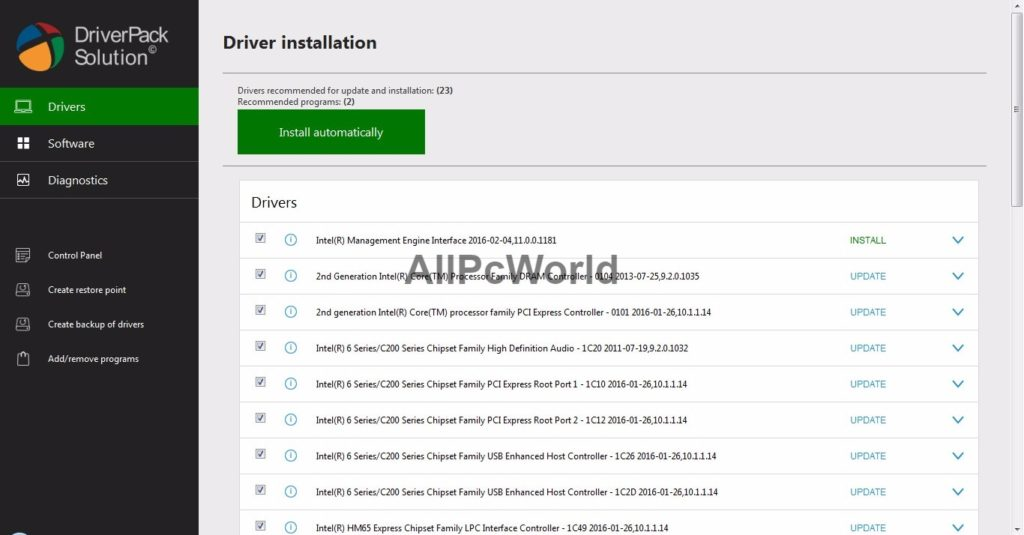 driverpack solution download offline zip file