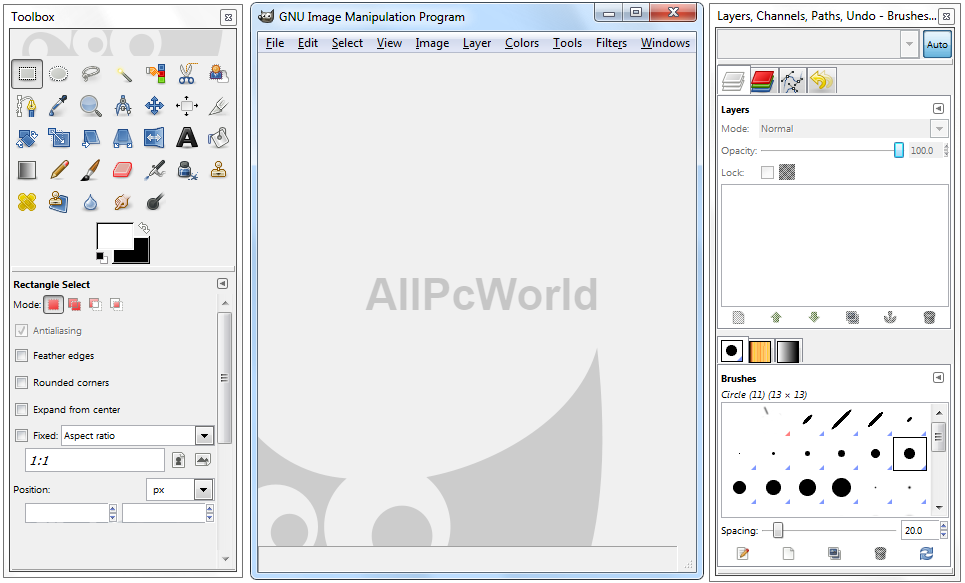 GIMP 2 8 18 Free Download - ALL PC World