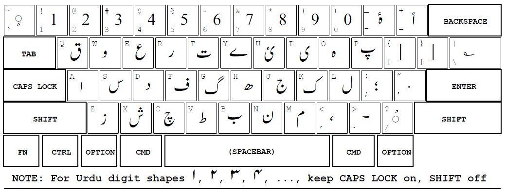 InPage Urdu 2012 free download