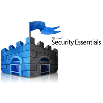 Microsoft Security Essentials Free Download Logo