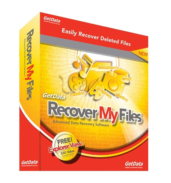Recover My Files - Free download and software reviews ...