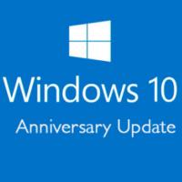Windows 10 Anniversary Update Featured image.