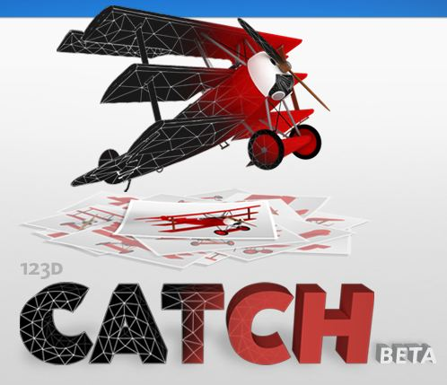 Autodesk 123D Catch Free Download