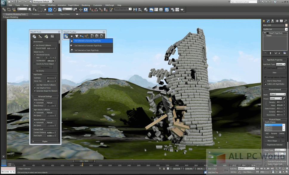 Autodesk 3ds Max Design 2015 Review