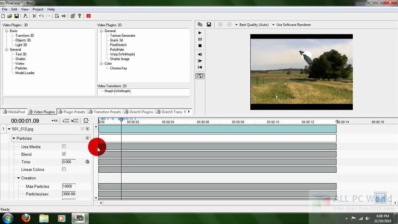 DebugMode Wax Video Editor Review