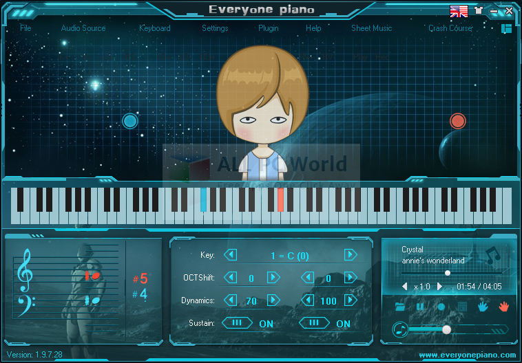 Everyone Piano 1.9.8.15 Review and Features
