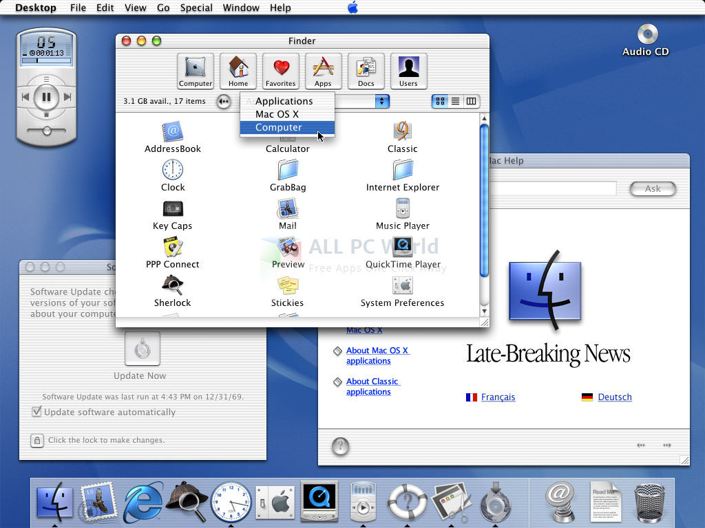 Mac OS X Lion Review