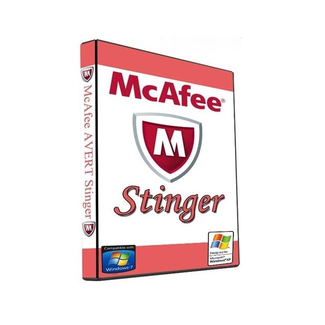 mcafee stinger offline