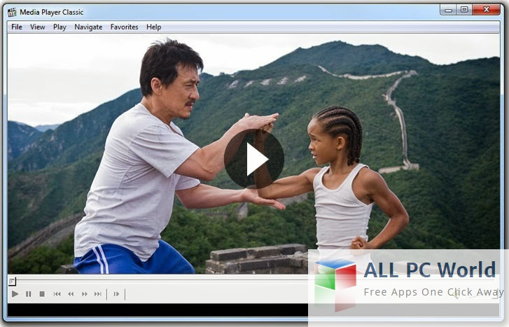 Media Player Classic v6 4 9 1 Free Download - ALL PC World