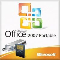 Microsoft Office 2007 Portable logo