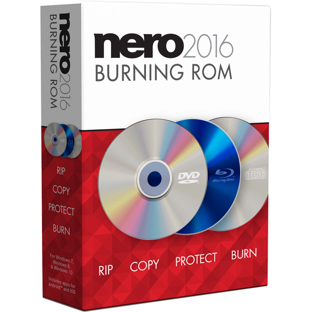 Download Nero Burning Rom for Windows 10 Latest Version