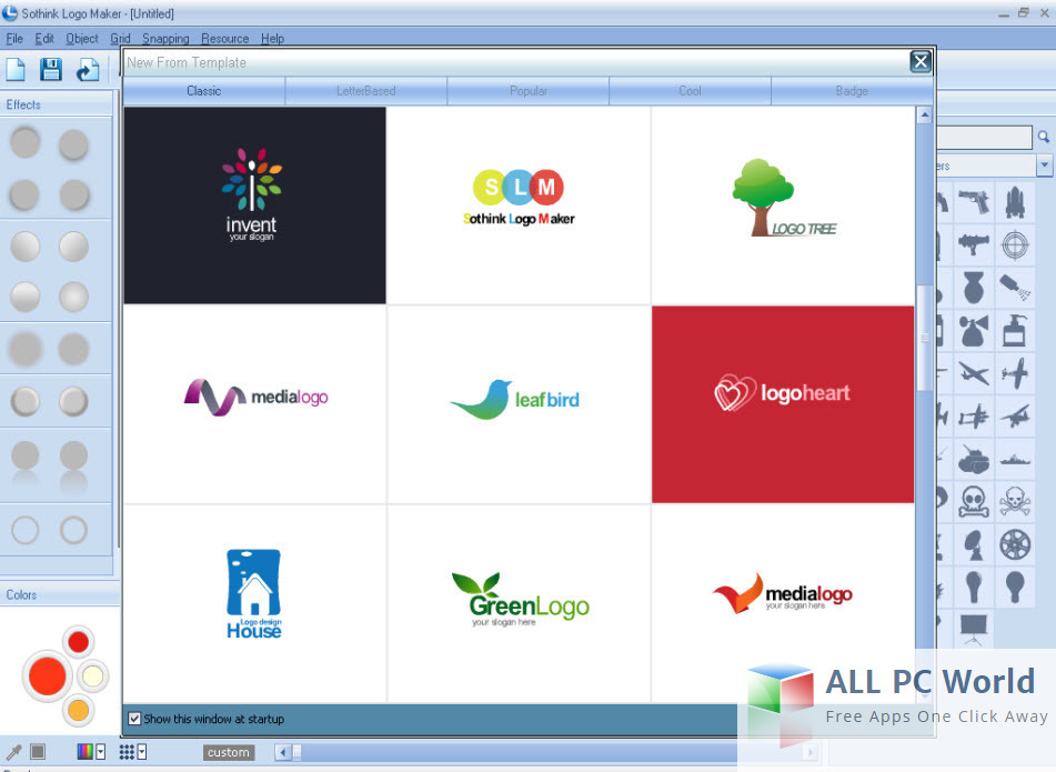 create logo online professional free