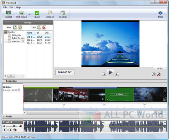 VideoPad Video Editor Review