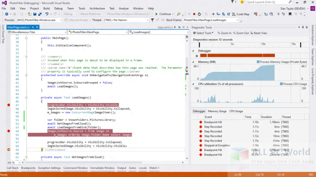 Visual Studio Enterprise 2015 Update 3 Review