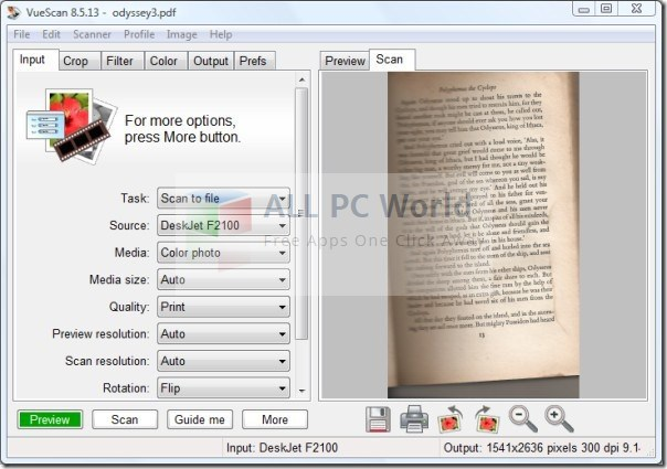 VueScan Image to Text Converter Review and Features
