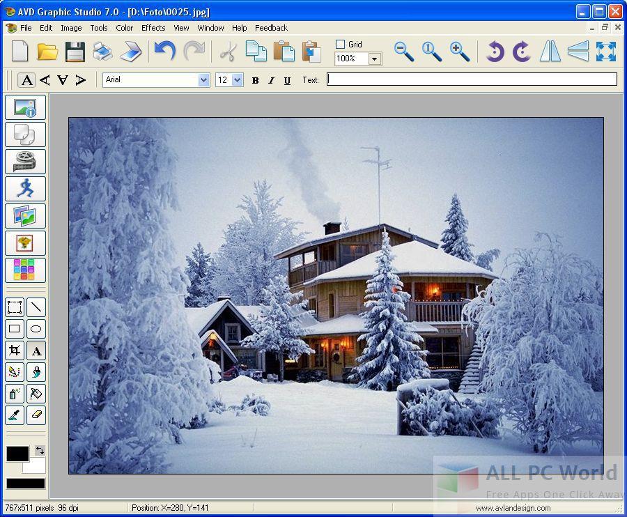 AVD Graphic Studio Review