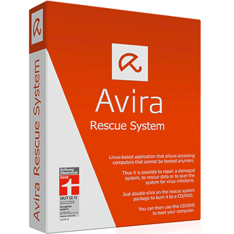 Avira Rescue System 2016 Free Download
