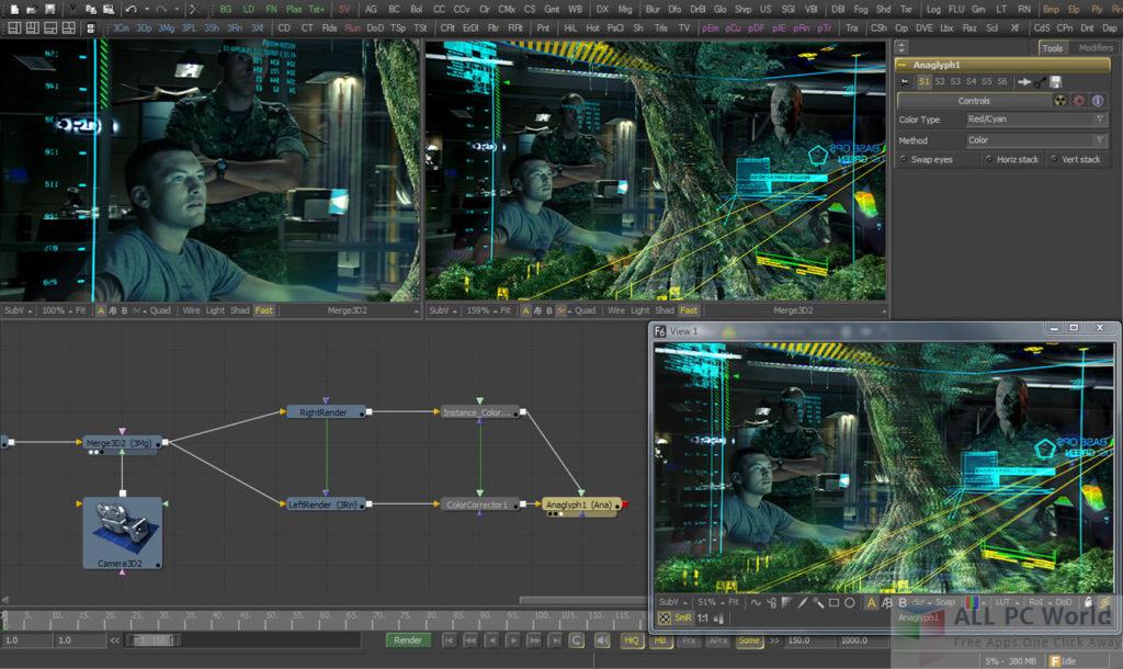 Blackmagic Fusion 8.1.1 Review