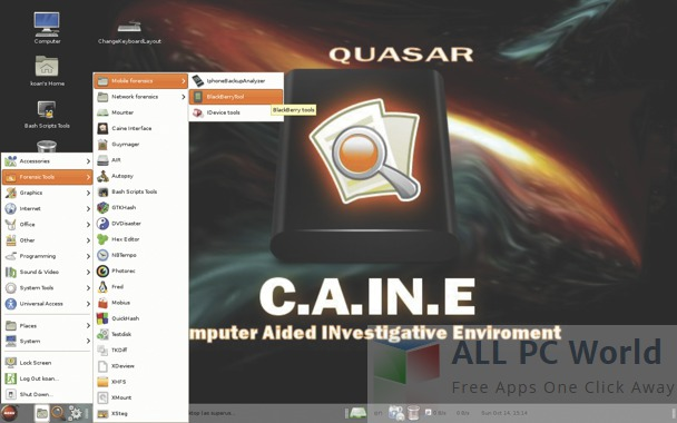 CAINE Linux Review