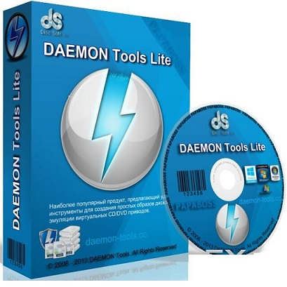 DAEMON Tools Lite 10.4.0 free download