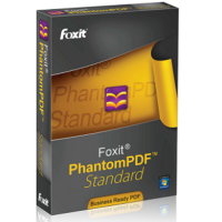Foxit PhantomPDF Standard Free Download