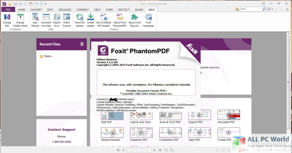 foxit pdf editor free download