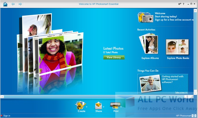 HP Photosmart Essential 3.5 Review
