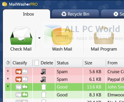 MailWasherJunk Removal Tool Review