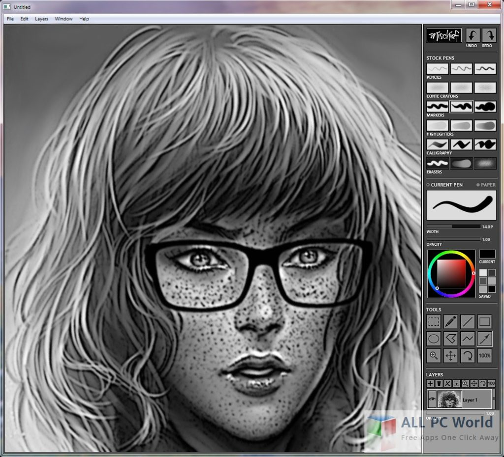 MischiefArt Drawing software Review