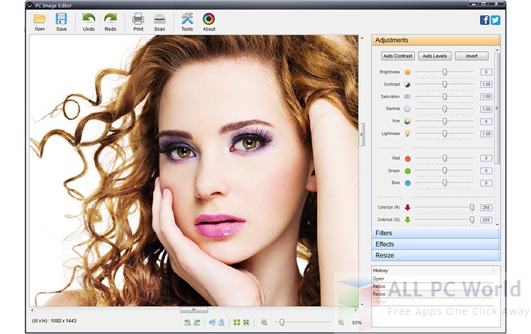 PC Image Editor 5.9 Review