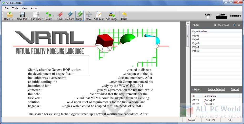 PDF Eraser Review