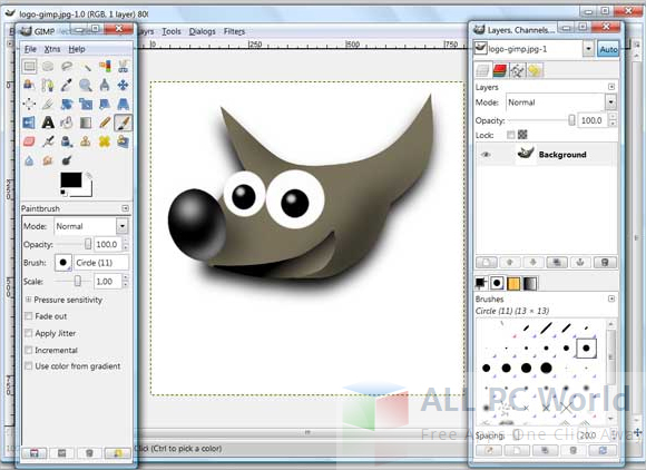 Portable GIMP Review
