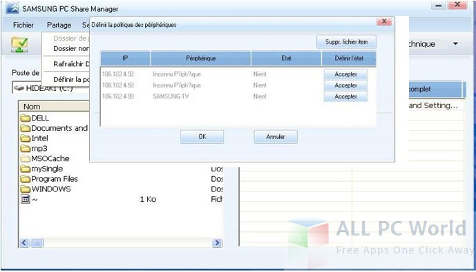 Download Samsung PC Share Manager 4 2 Free - ALL PC World