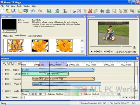 Video Edit Magic 4.47 Review