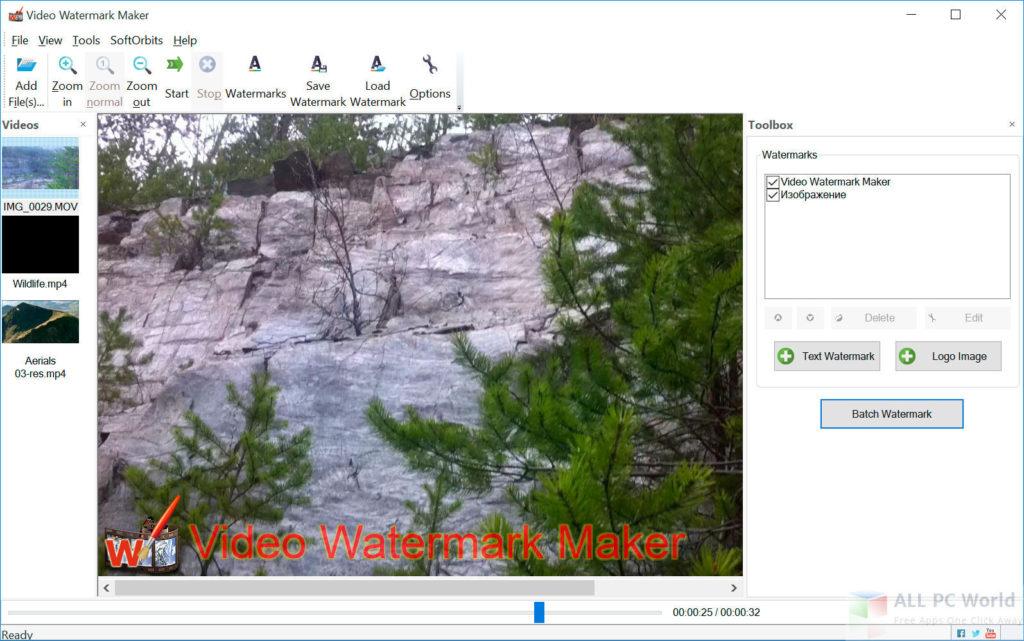 Video Watermark Maker Review