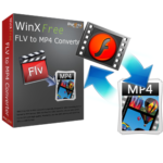 WinX Free FLV to MP4 Free Download