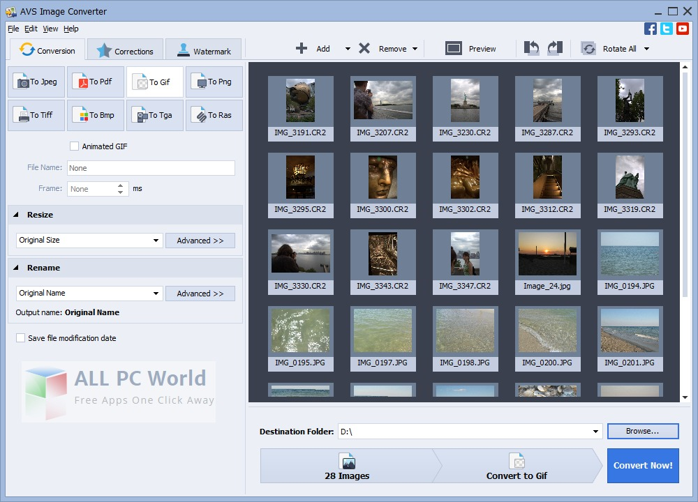 AVS Image Converter 4.1 Review