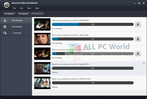 Aiseesoft Video Downloader Review