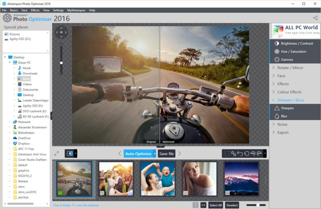 Ashampoo Photo Optimizer 2016 Review