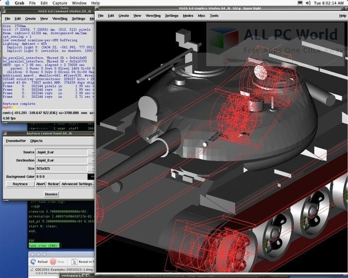 BRL-CAD 64-bit Review