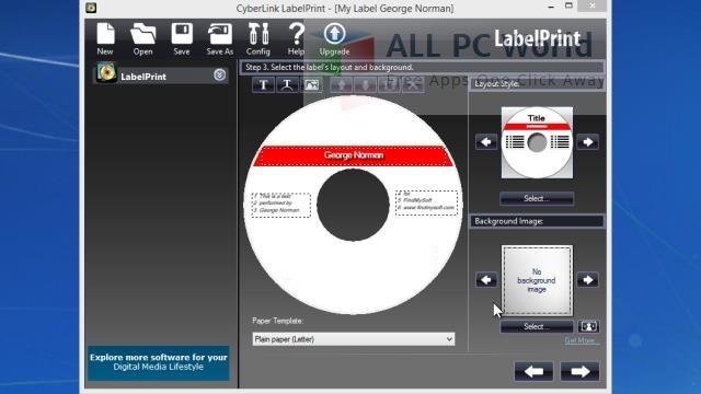CyberLink LabelPrint Review