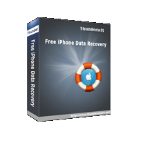 Download ThunderSoft Free iPhone Data Recovery