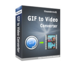 Download ThunderSoft GIF to Video Converter Free