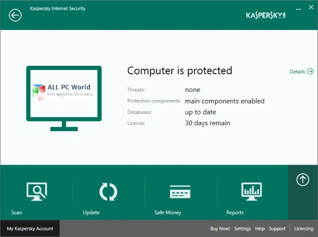 download internet security kaspersky 2017