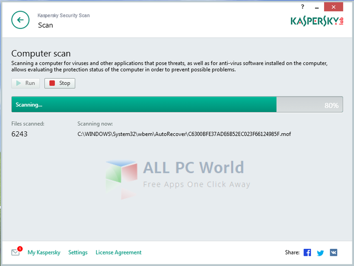 Kaspersky Security Scan Review