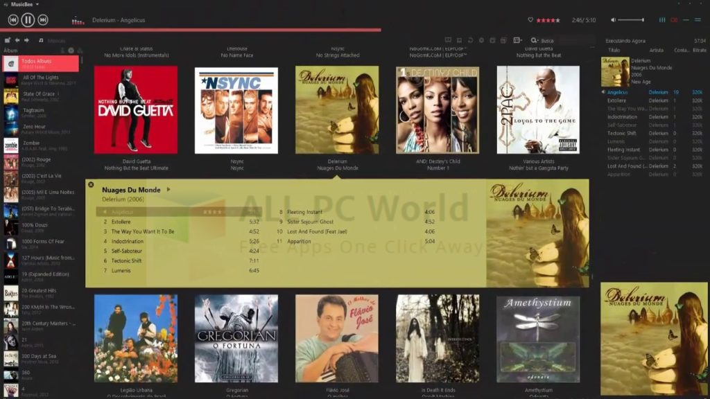 Download MusicBee Media Player Free - ALL PC World